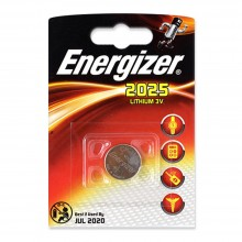Батарейка  Энержайзер   СR2025 638709