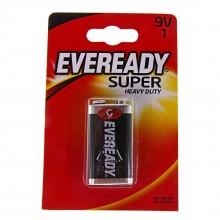 Батарейка  Эвереди крона 9V1 637065